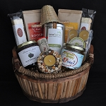 Texada Tea Basket